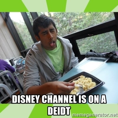 RAJAL  - Disney Channel is on a deidt