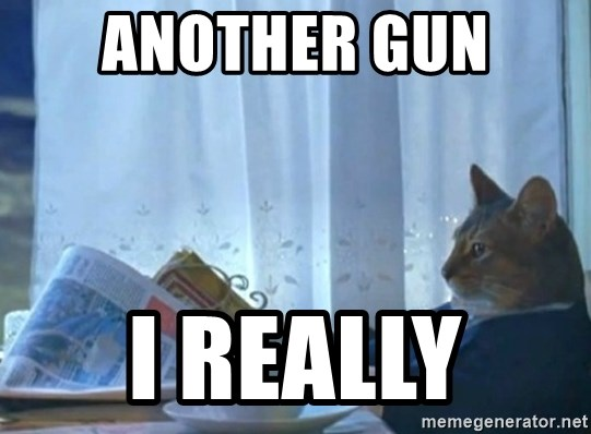 newspaper cat realization - ANOTHER GUN  I REALLY