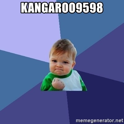 Success Kid - Kangaroo9598