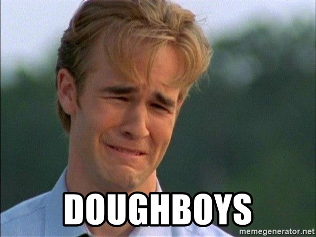 Dawson Crying - Doughboys