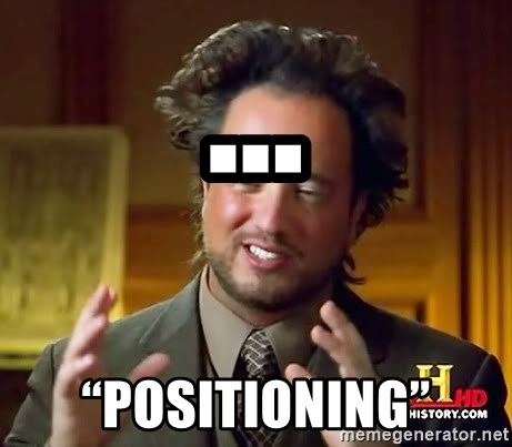 """Ancient Aliens - ... """"Positioning"""""""