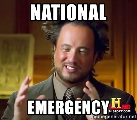 Ancient Aliens - National Emergency
