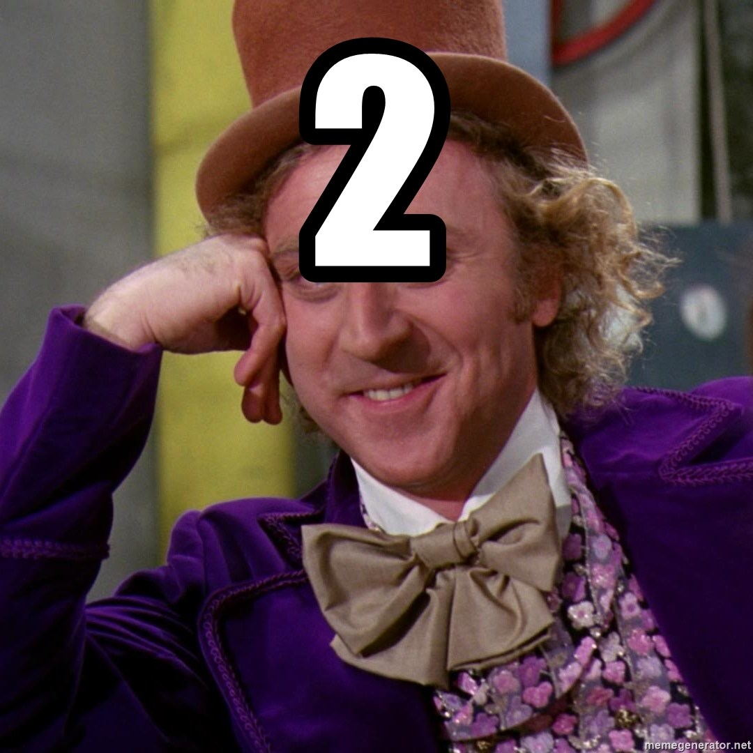 Willy Wonka - 2