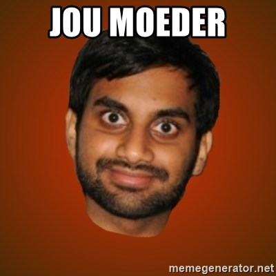 Generic Indian Guy - jou moeder