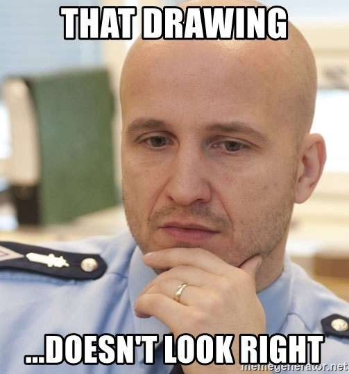 riepottelujuttu - that drawing ...doesn't look right