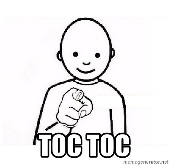 GUESS WHO YOU - TOC TOC