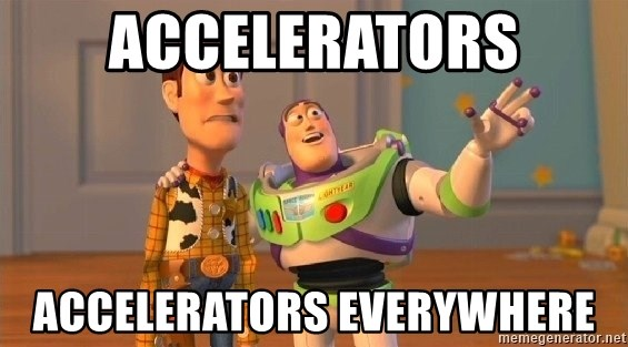 Consequences Toy Story - accelerators accelerators everywhere