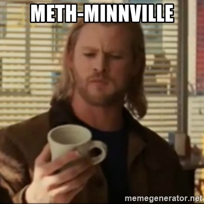 Thor ANOTHER - METH-MINNVILLE