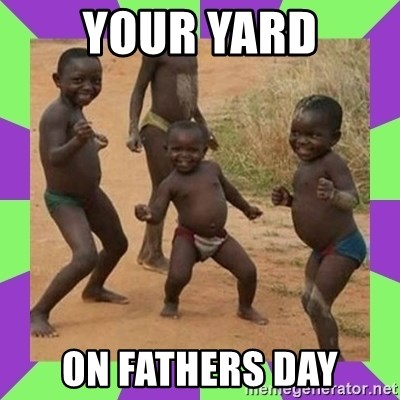 african kids dancing - Your yard On Fathers Day