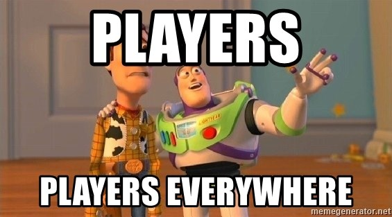 Consequences Toy Story - Players Players Everywhere