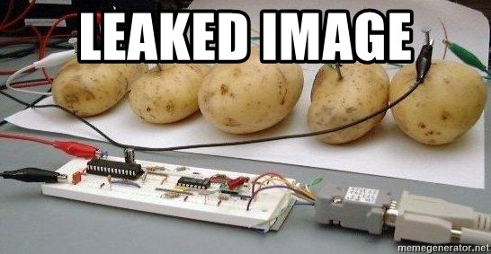 Potato Server - LEAKED IMAGE