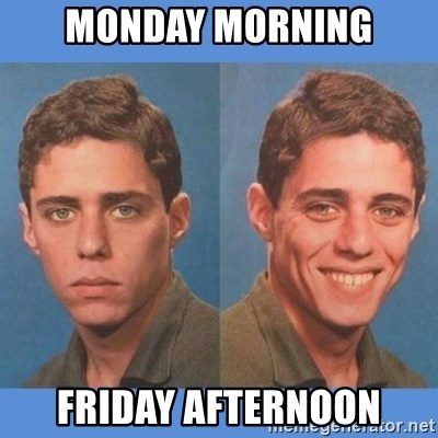 Chico Xavequeiro - Monday Morning Friday Afternoon