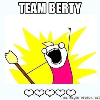 All the things - TEAM BERTY ❤❤❤❤❤