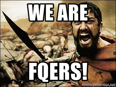 This Is Sparta Meme - We are FQERS!