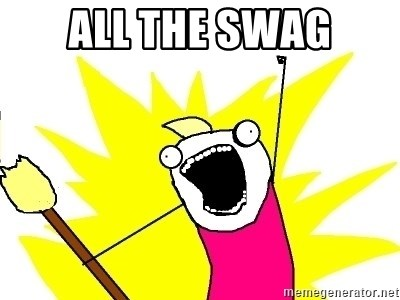 X ALL THE THINGS - All The Swag