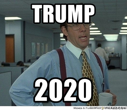 Yeah If You Could Just - Trump 2020