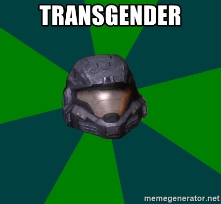 Halo Reach - Transgender