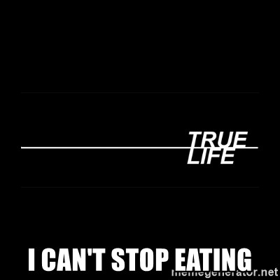 MTV True Life - I can't stop eating