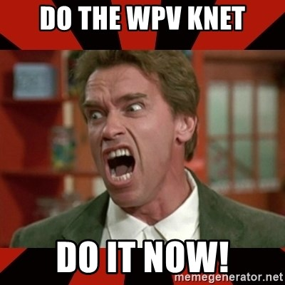 Arnold Schwarzenegger 1 - do the wpv knet do it now!