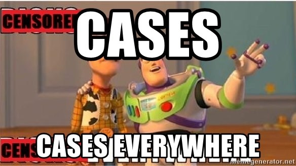 Toy Story Everywhere - Cases Cases everywhere