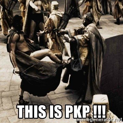 sparta kick - THIS IS PKP !!!