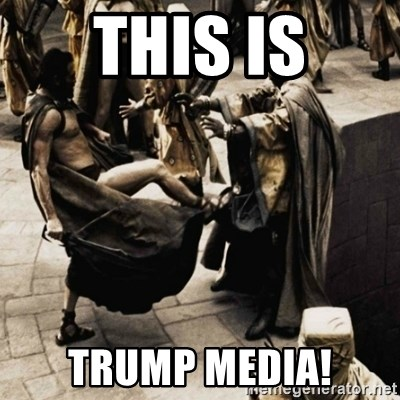 sparta kick - This is Trump Media!