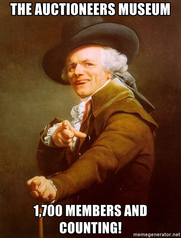 Joseph Ducreux - The Auctioneers Museum 1,700 Members and Counting!