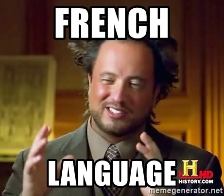 Ancient Aliens - French Language