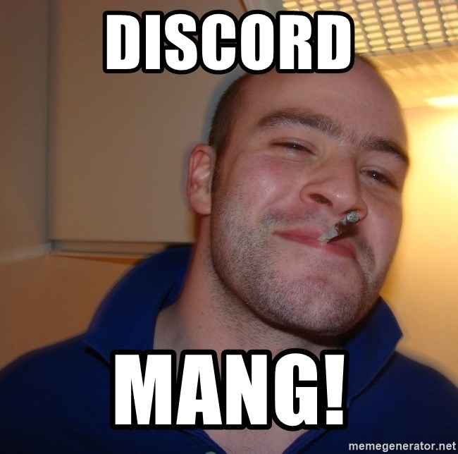 Good Guy Greg - DISCORD MANG!