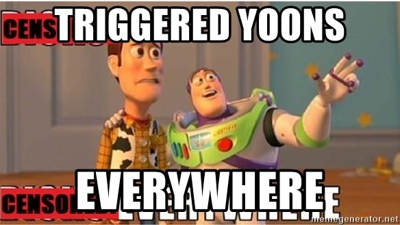 Toy Story Everywhere - Triggered Yoons Everywhere