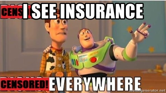 Toy Story Everywhere - I see Insurance