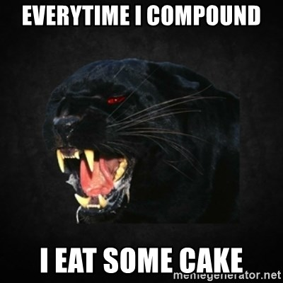 Roleplay Panther - EVERYTIME I COMPOUND I EAT SOME CAKE