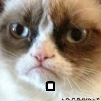 angry cat asshole - .