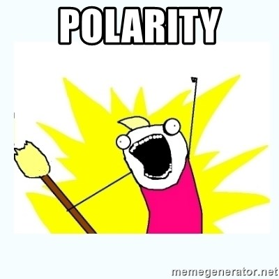 All the things - Polarity