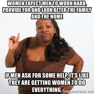 strong independent black woman asdfghjkl - Women expect men to work hard, provide for and look after the family and the home If men ask for some help, it's like they are getting women to do everything.